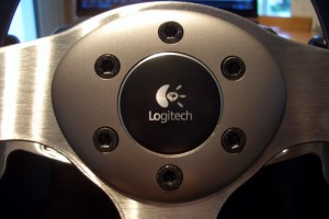 Logitech G25 - moyeux