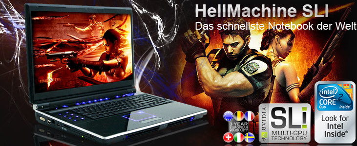 DevilTeck HellMachine SLI