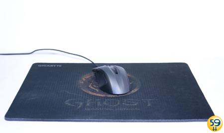 Souris Gigabyte GM-M8000 et tapis GP-MP8000