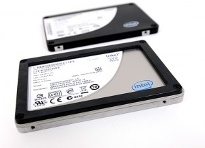 SSD Intel X25-M G2