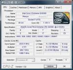 Alienware Area-51 m17x - CPUZ 9,5