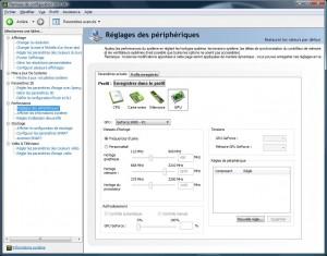 Alienware Area-51 m17x - nVIDIA Systeme Tool - GPU