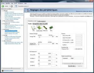 Alienware Area-51 m17x - nVIDIA Systeme Tool - Carte mère