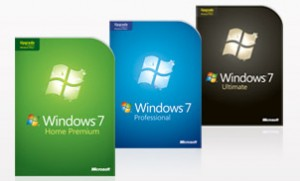 Combien de mémoire windows 7
