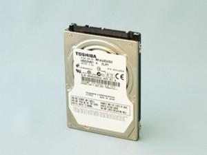 Disque dur Toshiba