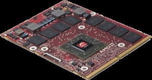 AMD Mobility Radeon HD 5870