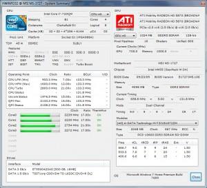 HWINFO32 MSI GX740