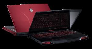 Nouveau Alienware M17x