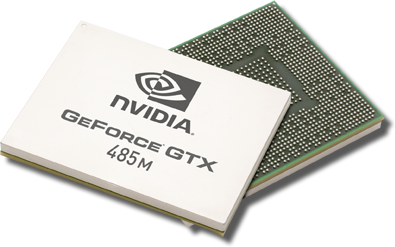 NVIDIA GeForce GTX 485M