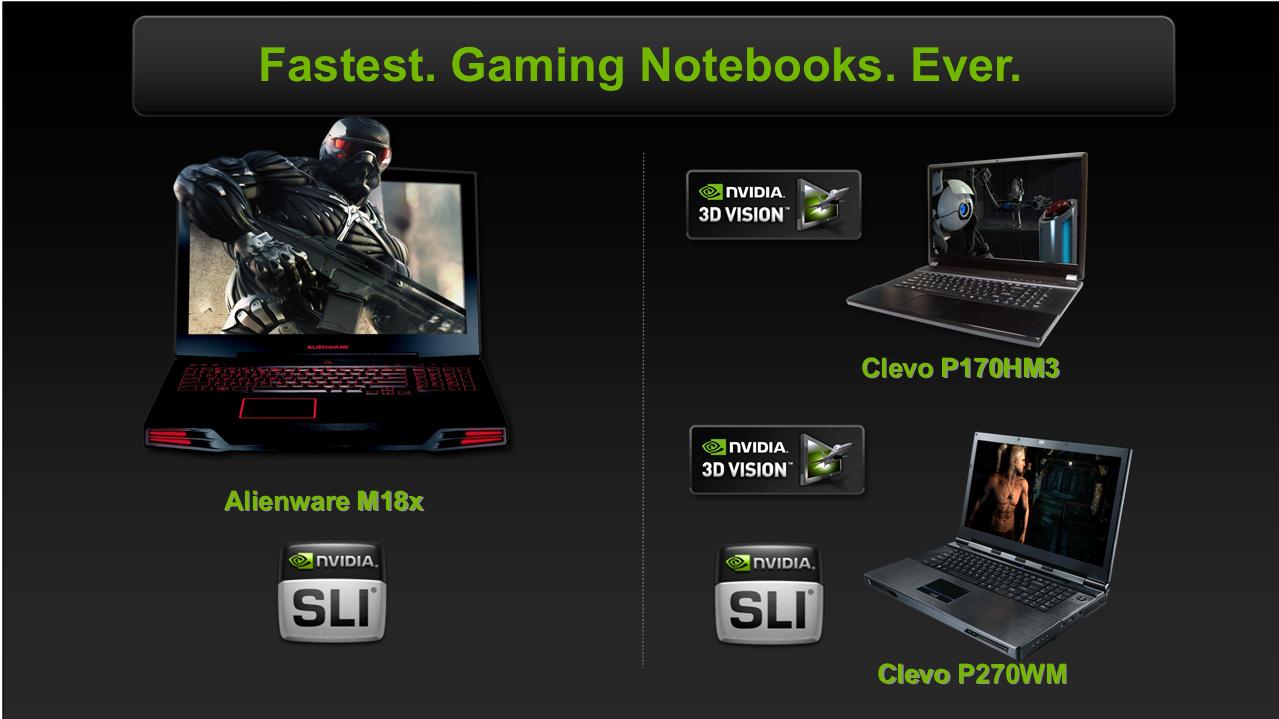 GeForce GTX 570M / GeForce GXT 580M