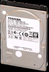 Toshiba MQ01ABD00