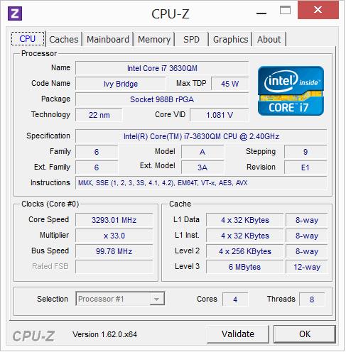 Erazer X6825_cpuz