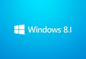 Sortie de Windows 8.1 AKA blue