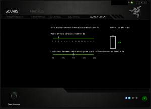 Evidemment, l'indice de charge est faux...c'est toujours comme ça quand on doit faire une capture d'écran!