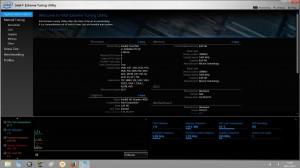 Intel Extreme Tunning Utility