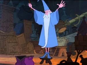 """pas besoin d'être Merlin pour faire """"disparaître"""" windows il vous suffira de suivre la suite du tutoriel."""